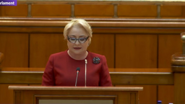 dancila parlament captura