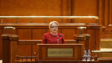 2018-12-12 guvern la parlament-2583 dancila Inquam Photos George Calin