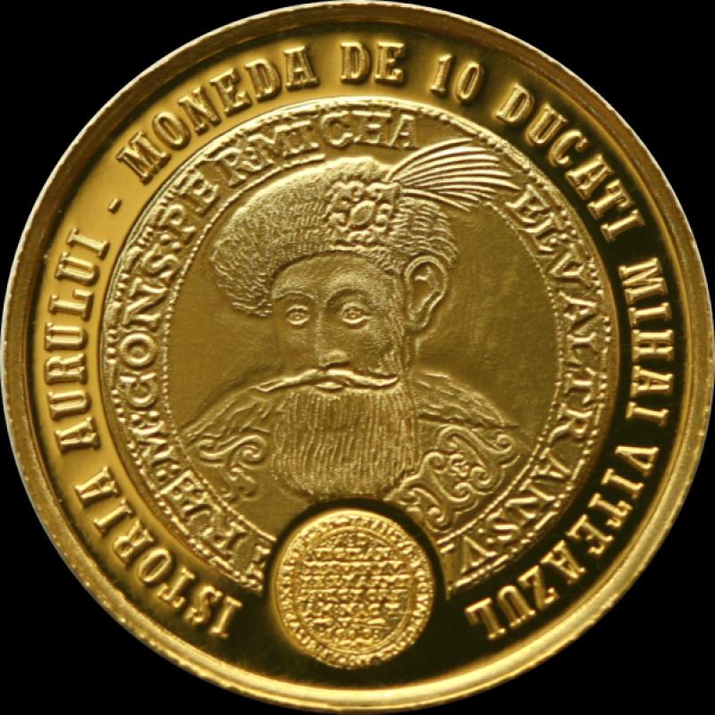 moneda bnr mihai viteazul