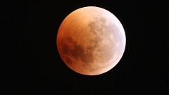 Eclipsa totala de Luna la Barlad_foto Ciprian Vintdevara_27 iulie 2018