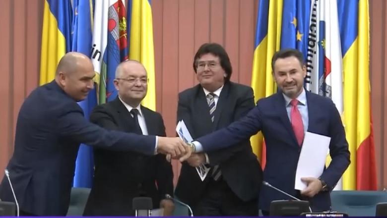 alianta vestului cei patru primari