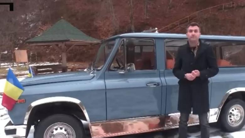 masina ceausescu