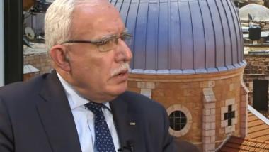 ministru palestinian