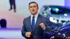 Carlos Ghosn shutterstock_221275081