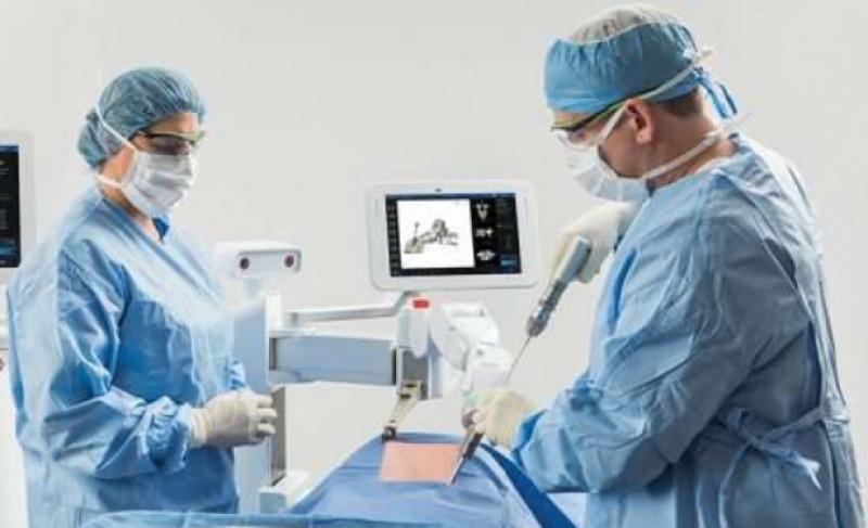 robot spitalul de neurochirurgie iasi
