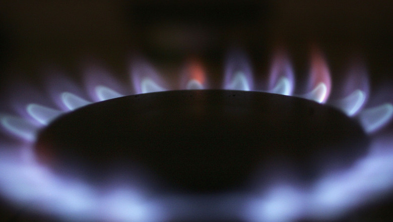Gas Dispute Threat To UK Power Supplies