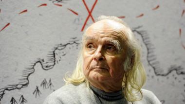 Poetul Emil Brumaru a murit la vârsta de 80 de ani