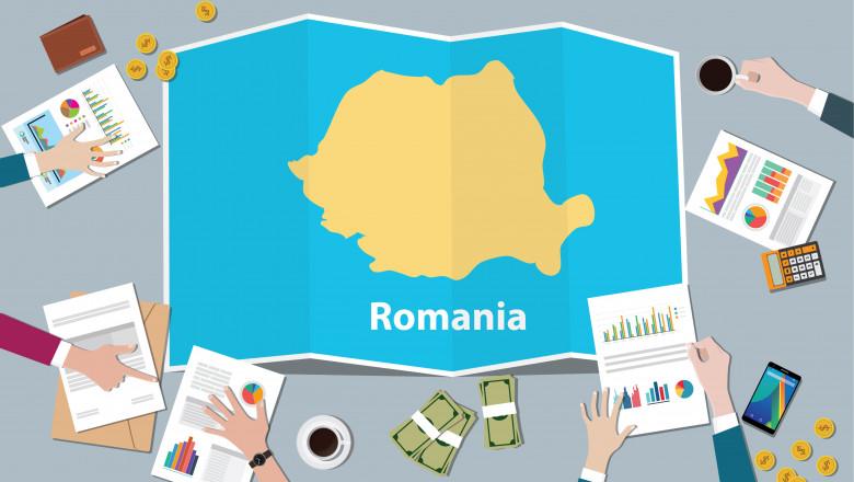 romania economia sub lupa shutterstock_1109762516