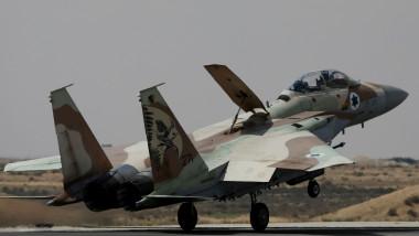 Operations At Hatzerim Air Base