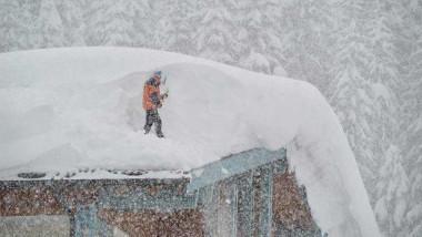 vreme severa europa iarna zapada
