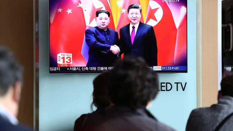 South Koreans React To Kim Jong-un's Unannounced Visit To Beijing