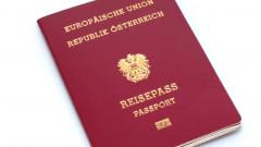 pasaport austriac shutterstock