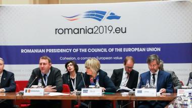 Presedintia Romana a Consiliului UE - cross HN