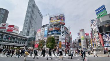 Ever-Changing Shibuya Shopping District