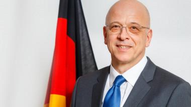 Cord Meier-Klodt ambasadorul germaniei