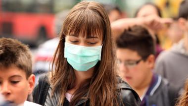 Concern Grows As Swine Flu Patient Numbers Increase Across The UK