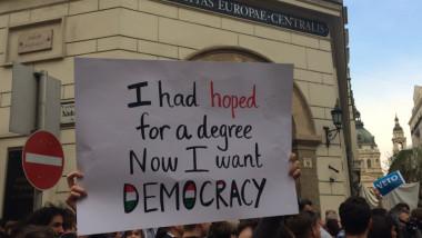 protest budapesta twitter