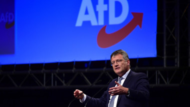 AfD Holds Federal Congress In Hanover