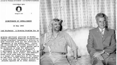 CIA ceausescu