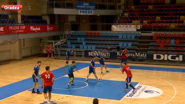 sport handbal masculin CSM Oradea