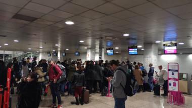 cursa Wizz Barcelona Bucuresti anulat 8 240119