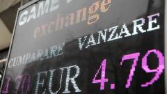 curs euro leu ganea