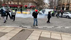 incidente-proteste-paris-twitter
