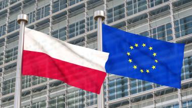 steag steaguri drapel polonia uniunea europeana shutterstock_707575321