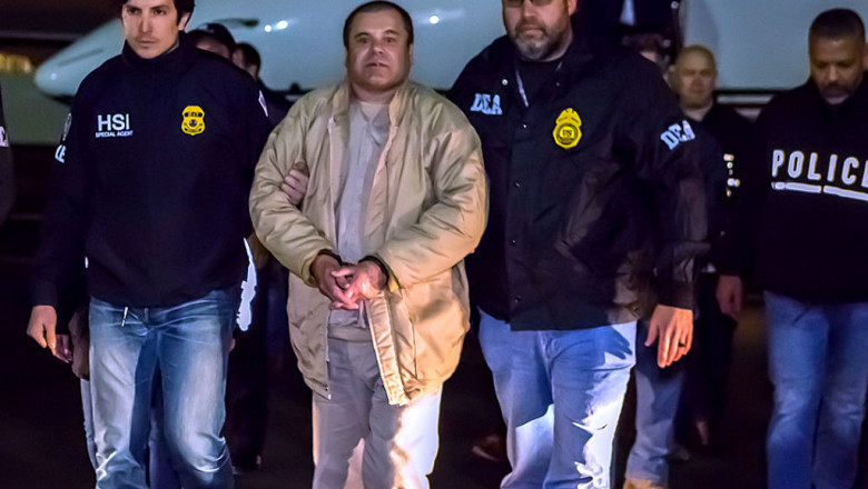 "Joaquin ""El Chapo"",? Guzman Loera to appear in Brooklyn federal court on allegations of leading a continuing criminal enterprise, other drug-related charges"