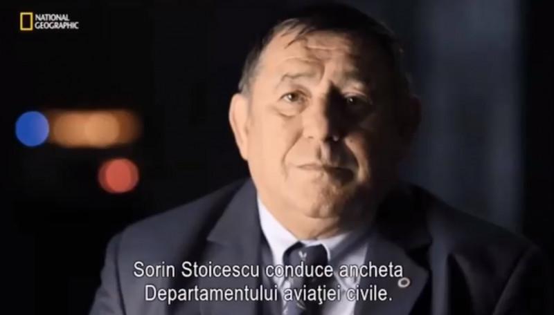 sorin stoicescu - accidentul aviatic de la balotesti