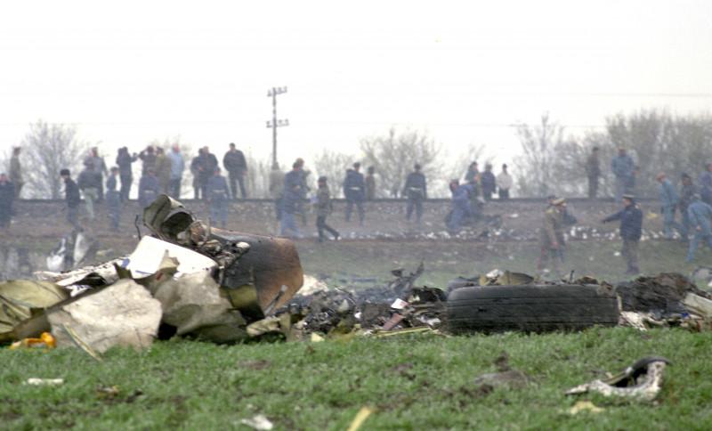 accidentul aviatic de la balotesti
