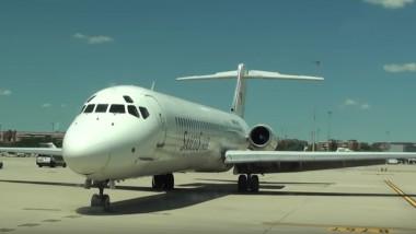 avion abandonat
