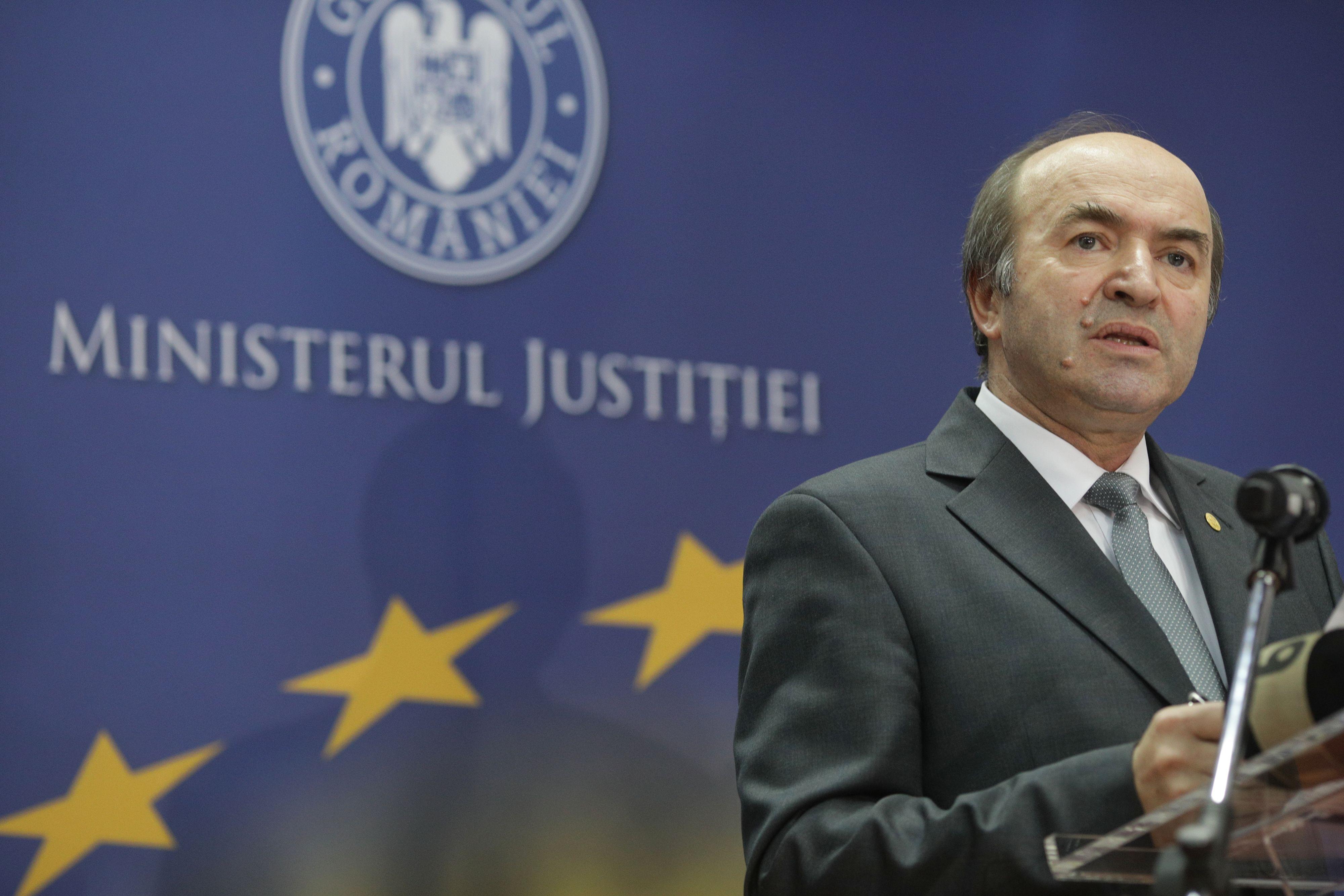 T. Toader: Procurorul general impiedica Secţia de anchetare a magistraţilor