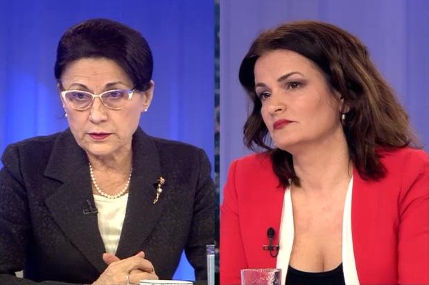 E. Andronescu: E greşita prevederea legala ca nu pot fi lasaţi repetenţi copiii pana la clasa a treia