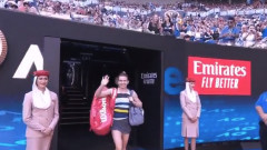 simona halep, serena williams, australian open