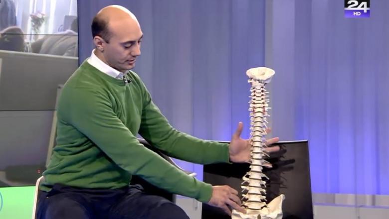 coloana vertebrala demo
