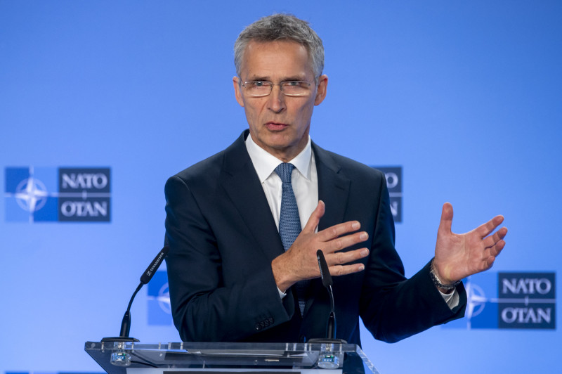 Press point by NATO Secretary General following the meeting of the NATO-Russia Council