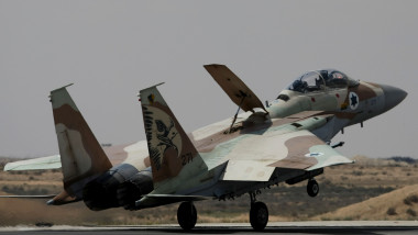 Operations At Hatzerim Air Base