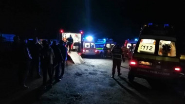 explozie Stei raniti ambulante SMURD 040219 (3)