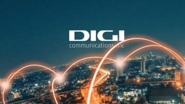 Digi Communications logo sigla