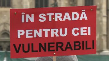 protest-dizabilitati