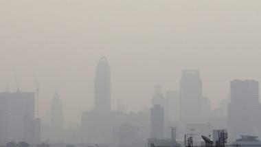 poluare Bangkok Thailanda