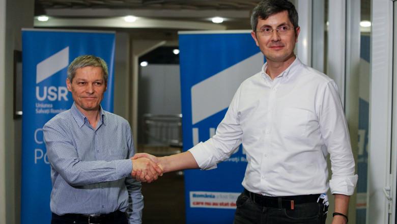 Az USR és a PLUS hosszú távra tervezi a választási szövetséget