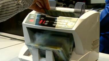 masina de numarat bani - captura