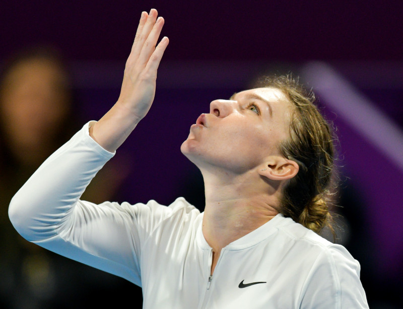 Live text Simona Halep - Elise Mertens în finala turneului de la Doha