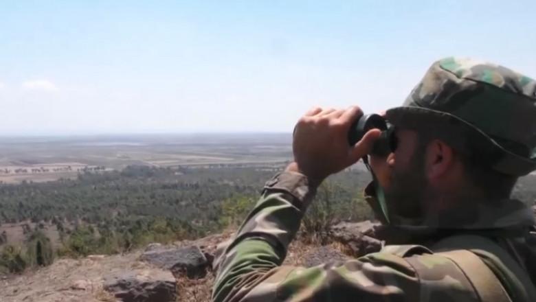 militar binoclu