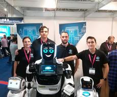 echipa roboti umanoizi