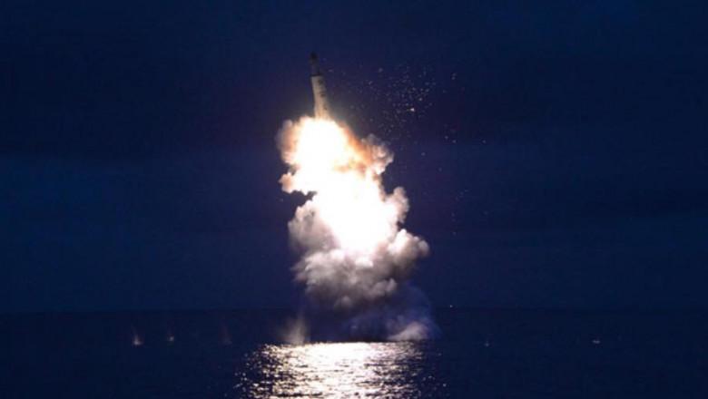 racheta de croaziera submarin