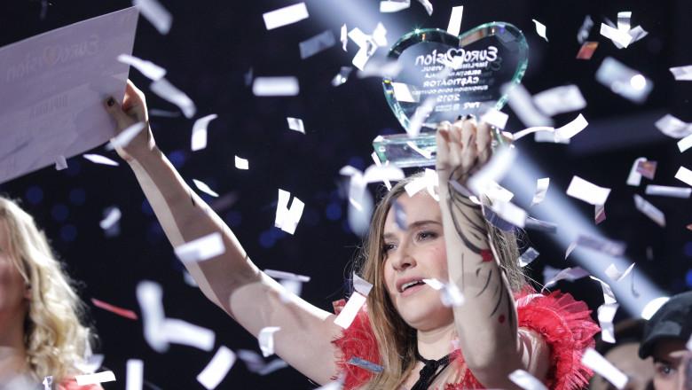 eurovision 2019 inquam ganea