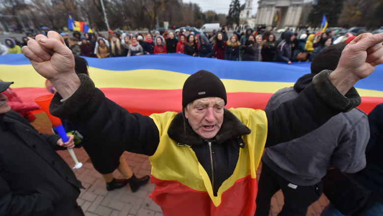 proteste republica moldova
